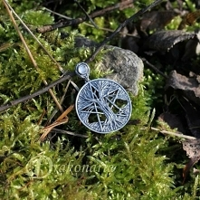pentagram drzewo