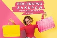 Szaleństwo Zakupów z magazynami Elle i Glamour - kupony po kliknięciu w zdjęc...