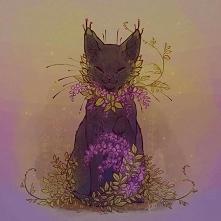 koci kwiatu