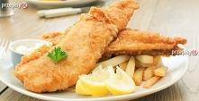 Panierowana ryba