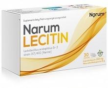 Narine Lecitin, to skuteczny suplement diety dla dzieci i dorosłych. Pomaga w...