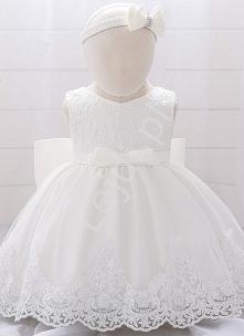 Sukienka dla dziewczynki na...