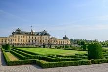 Królewski Zamek w dz Drottingholm z XVIIIw