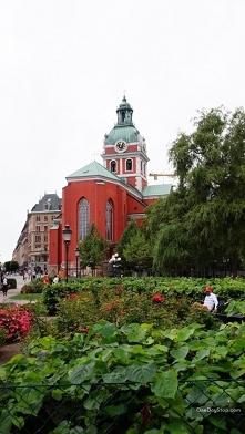 W dzielnicy Ostermalm