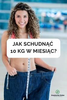 Jak schudnąć 10 kg w miesią...