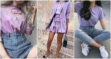 Wiosenne stylówki w kolorze...