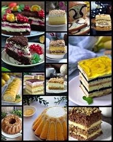 Zbiór przepisów na ciasta ś...