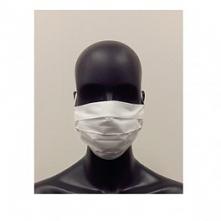 Bawełniane maseczki dwuwarstwowe na twarz wielokrotnego użytku