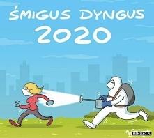 Śmigus dyngus 2020