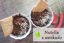 Nutella z awokado