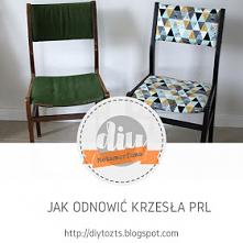 odnowa starego krzesła