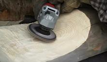 Szlifowanie drewna szlifier...
