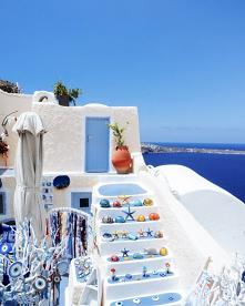 Tradycyjny dom malowany na ...