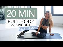 20 minut - tyle wystarczy na mocny trening całego ciała!