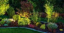 Oswietlenie ogrodu