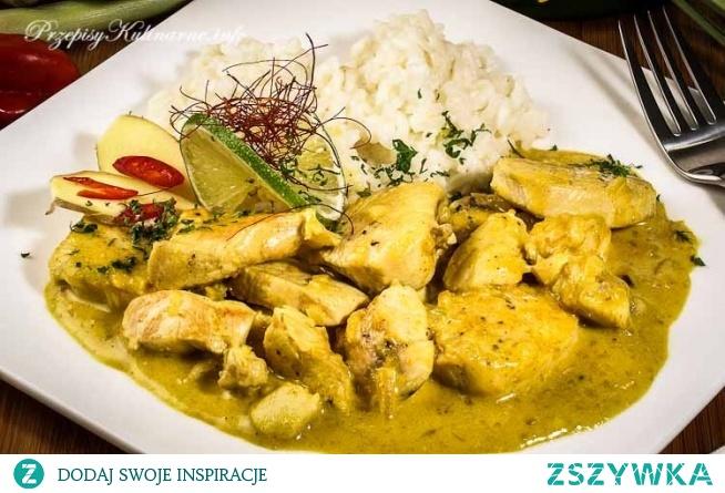 Kurczak curry Marioli