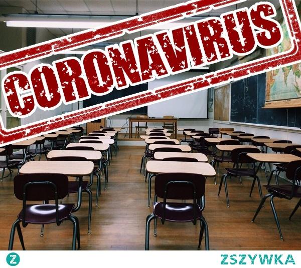Szkoły i uczelnie zamknięte do 14 kwietnia!