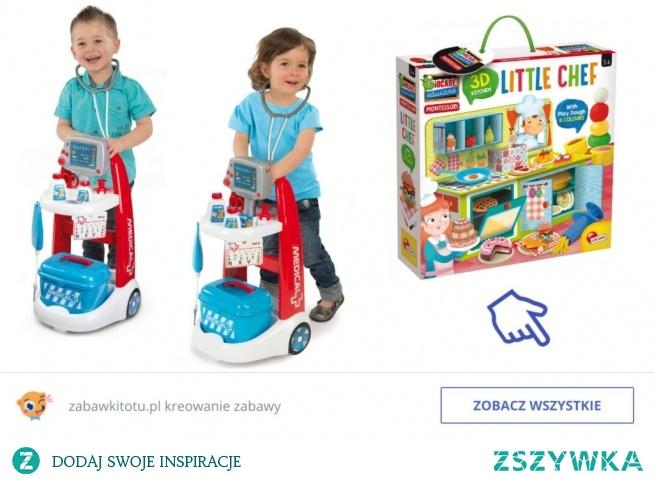 Zabawki na nudę - nowy wpis: blog.zabawkitotu.pl