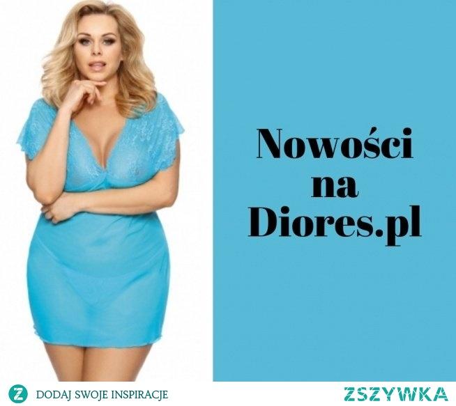 Nasze najnowsze produkty czekają już na stronie diores.pl