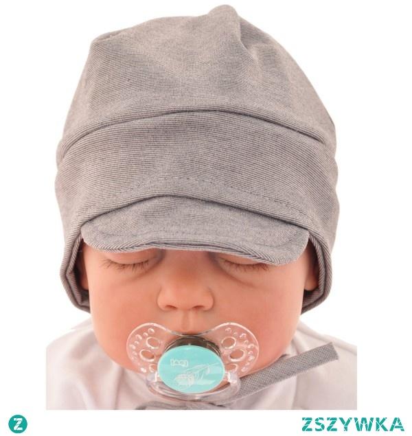 szara czapka do chrztu dla noworodka, to obecnie jeden z popularniejszych produktów dla małych chłopców. Sprawdź również inne!