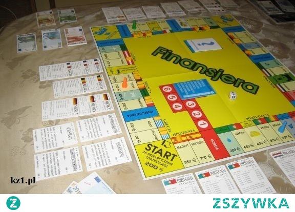 Jak grać w Finansjerę i czym różni się ona od gry Eurobiznes?
