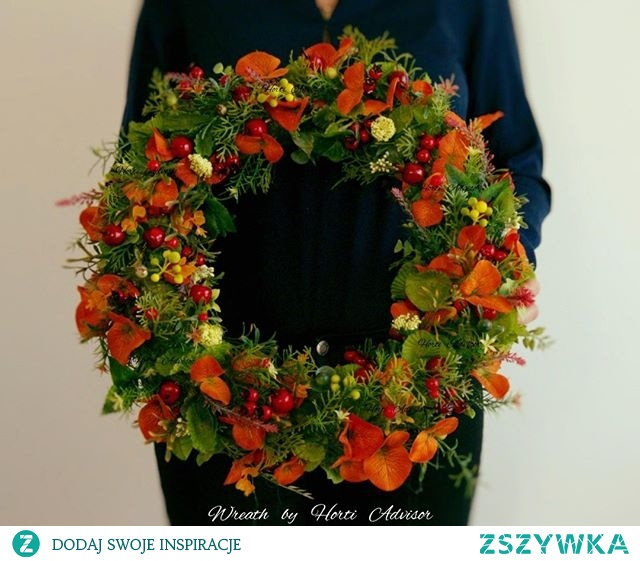 Creating decorative wreaths has been my passion