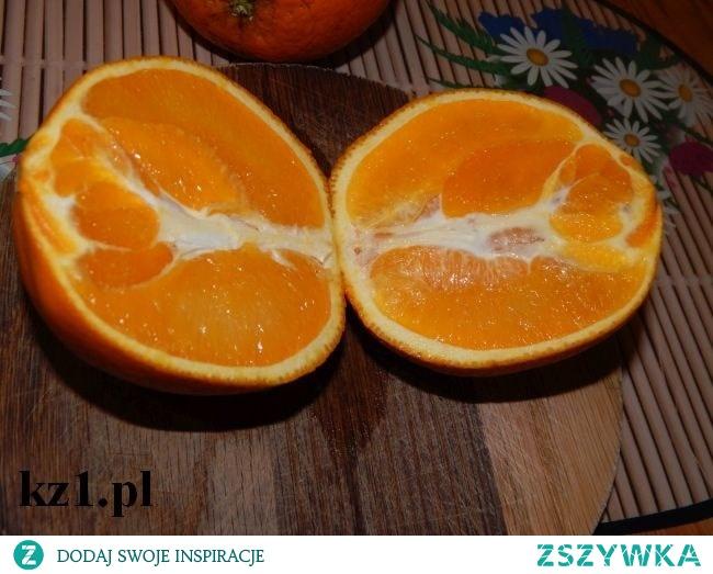 Po tym poznacie, która pomarańcza w sklepie ma pestki, a która ich nie ma oraz będzie wiedzieli, która z nich jest słodka.