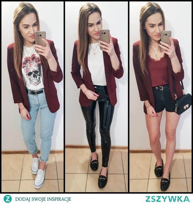 marynarki w roli głównej :)  instagram : dzaster7