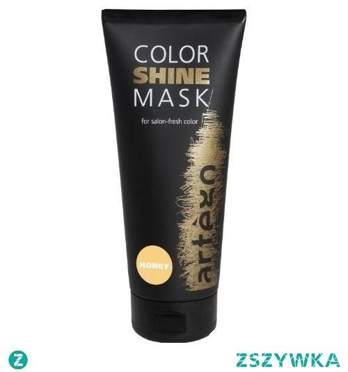 Artego Color Shine Mask Honey   Podzielcie się proszę opiniami o tej masce ;)