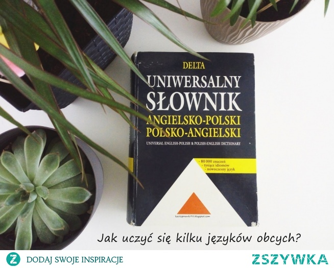 Jak uczyć się kilku języków obcych naraz? Szczegółowo odpowiedziałam na to pytanie w nowym wpisie :) KLIK