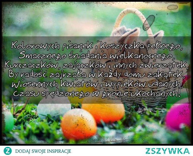 Wesołych i spokojnych :)  Zapraszam do polubienia strony na Facebooku oraz Instagramie!