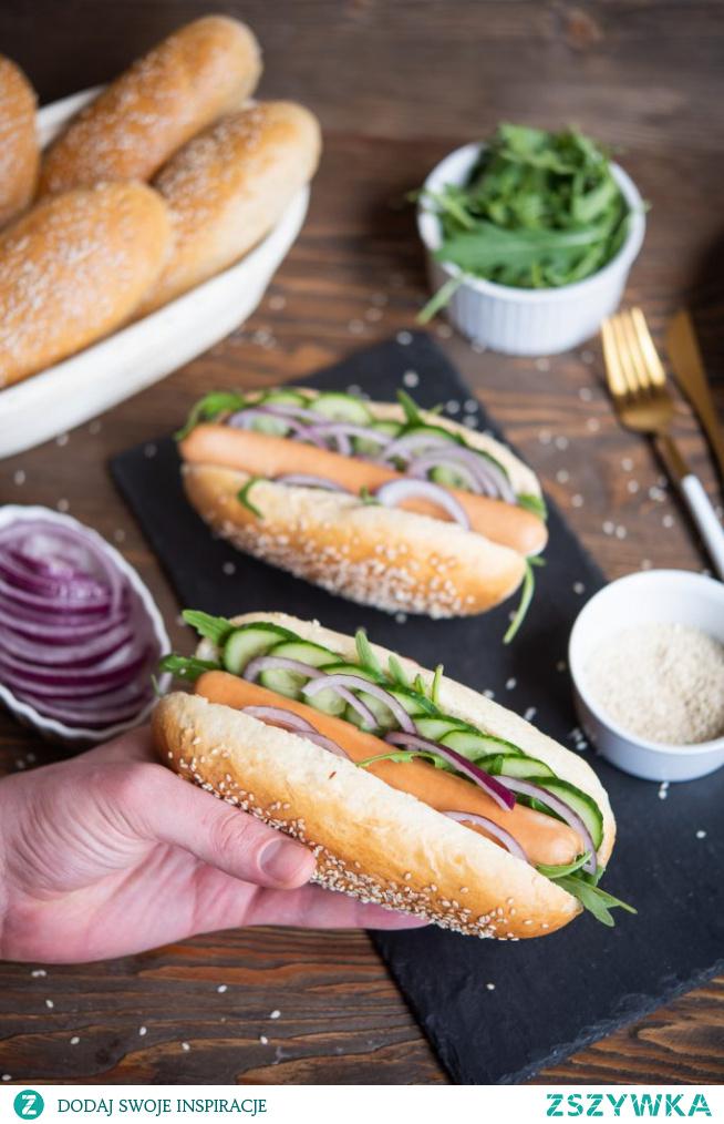 Genialne domowe hot-dogi!