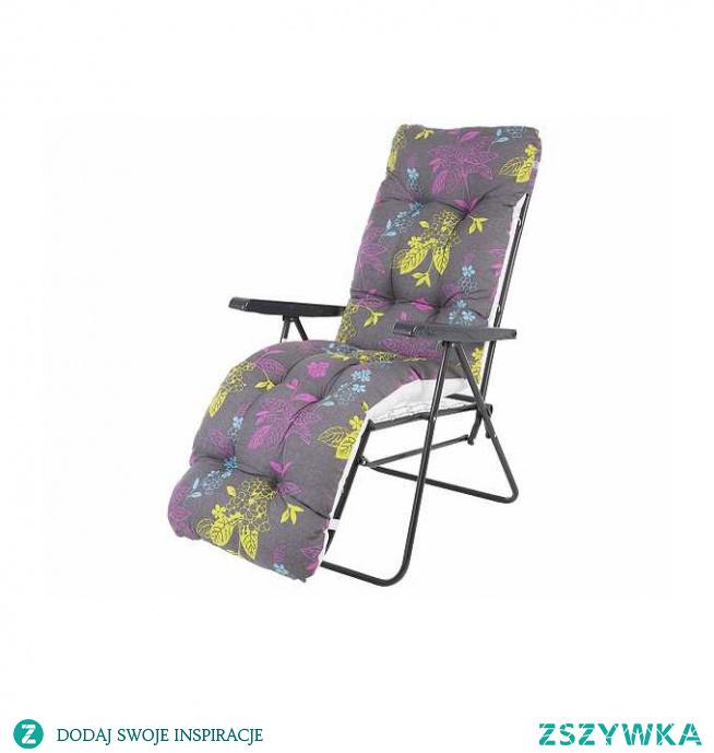 Fotel regulowany Malaga Plus G020-06PB Patio