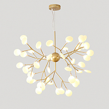 Chandelier Ambient Light Painted Finishes Metal Acrylic New Design Adorable W...