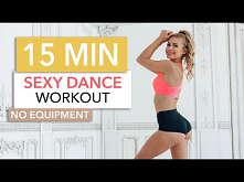 15 MIN SEXY DANCE WORKOUT /...