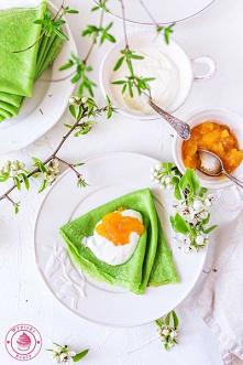 Naleśniki szpinakowe - Najlepsze przepisy | Blog kulinarny