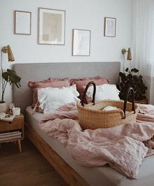 łóżko+pościel