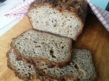 Chleb nisko węglowodanowy n...