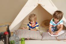 Tipi, namioty dla dzieci