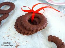 Ciasteczka Łakotki kakaowe