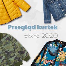 zestawienie chłopięcych kurtek na wiosnę 2020.
