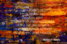 słowa Waltera D. Wintle