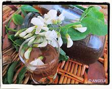 Syrop z kwiatów akacji - Ac...