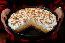Flapper Pie - zapomniane ciasto kanadyjskie