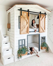 Pomysły na pokój dziecięcy :)