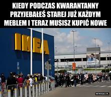 IKEA po otwarciu sklepów
