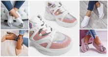 Najmodniejsze buty na wiosnę!