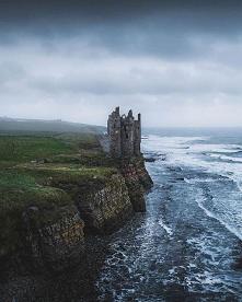 Zamek Keiss w Szkocji