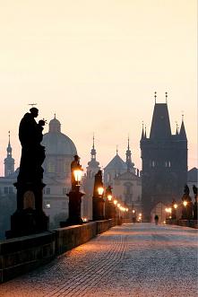 most Karola w Pradze-Czechy