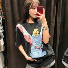 Tshirt z sloniem